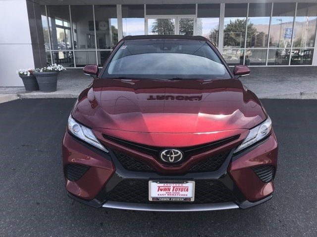 2018 Toyota Camry XSEAdditional Options  SPECIAL COLOR  PANORAMIC ROOF -inc panoramic sunro