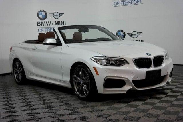Pre Owned 2017 BMW 2 Series M240i XDrive