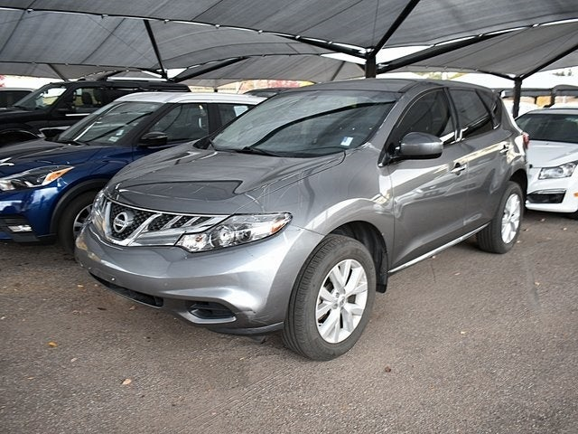 Certified Pre-Owned 2014 Nissan Murano S