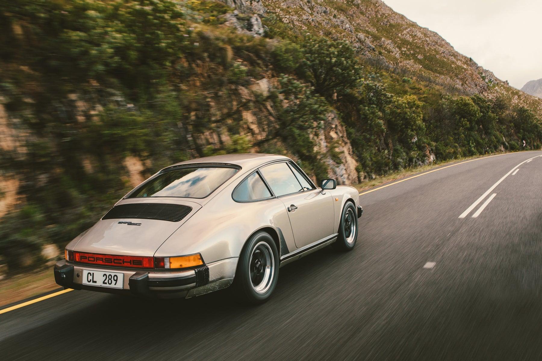 Porsche Classic Restoration Competition