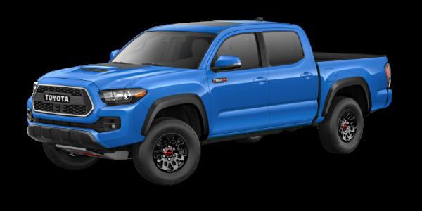 Toyota Tacoma V6 Towing Capacity >> 2020 Toyota Tacoma TRD Sport vs. TRD Off-Road vs. TRD Pro
