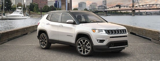 2020 Jeep Compass Vs 2020 Jeep Cherokee Stone Mountain