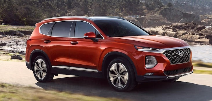 Hyundai sante fe 2020