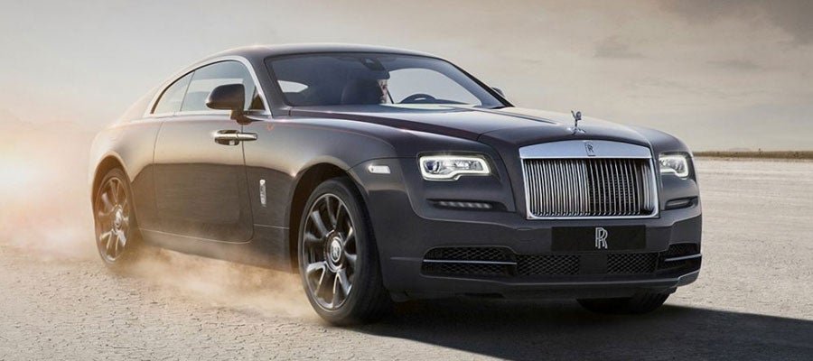 2019 Rolls Royce Wraith Review