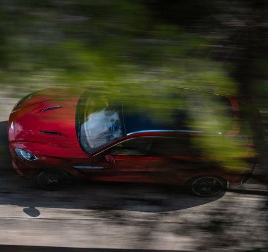 2020 Aston Martin DBX Review