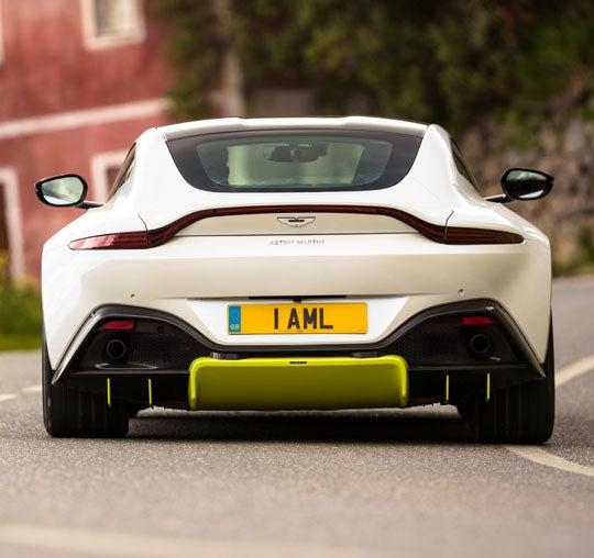 2020 Aston Martin Vantage Review