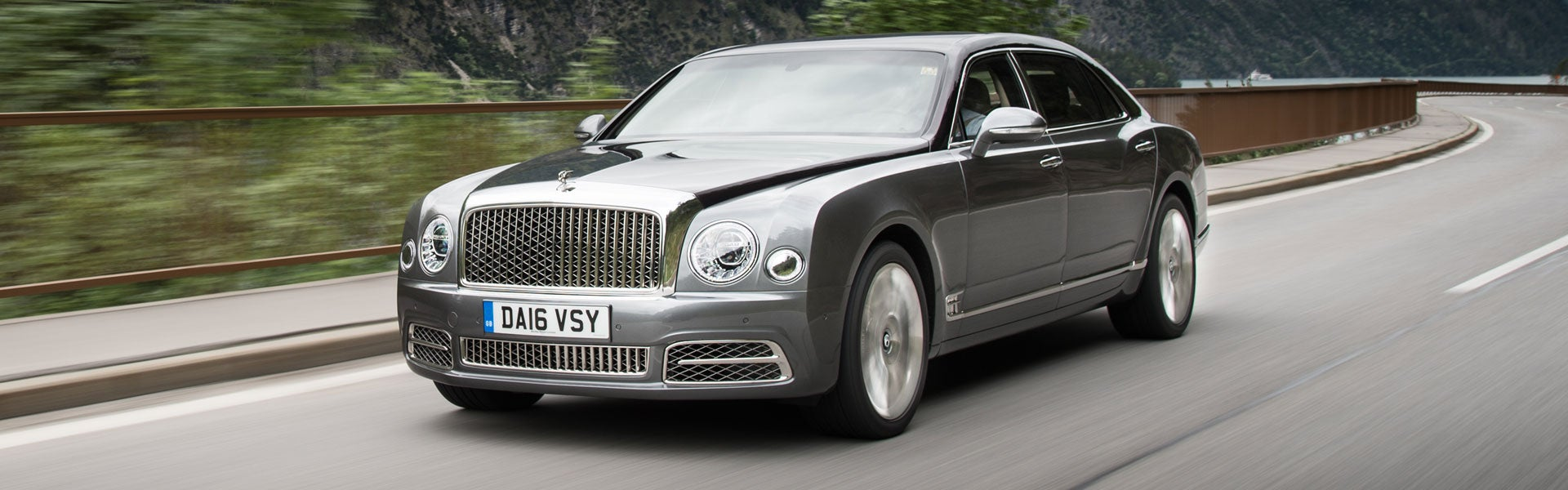 2020 Bentley Mulsanne Review | Specs & Features | Fort ...