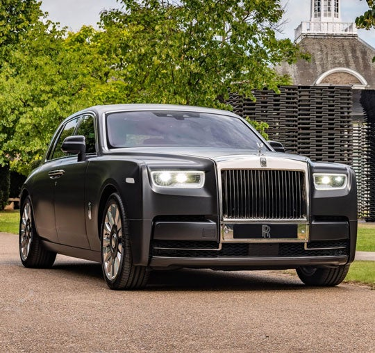 2020 Rolls-Royce Phantom Review