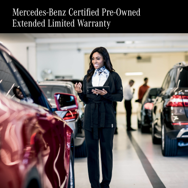 Mercedes-Benz Certified Pre-Owned Extended Limited Warranty