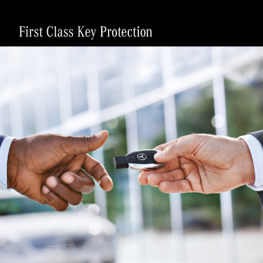 First Class Key Protection