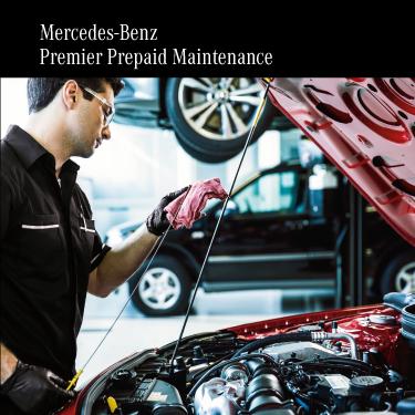 Mercedes-Benz Premier Prepaid Maintenance