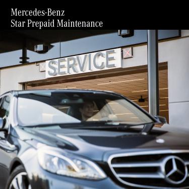 Mercedes-Benz Star Prepaid Maintenance