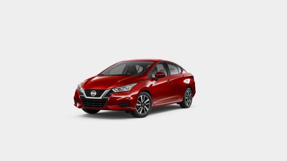 2020 Nissan Versa S Vs Sv Vs Sr 94 Nissan