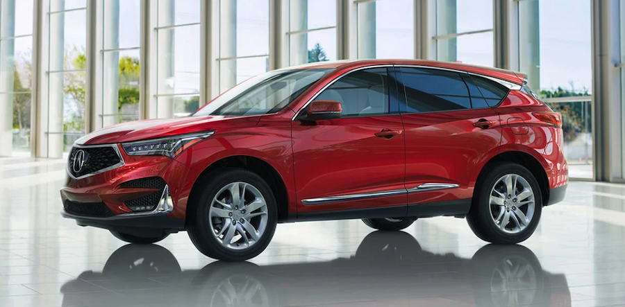 Best Luxury Compact Suv >> 2019 Acura Rdx Best Luxury Compact Suv For Families Park
