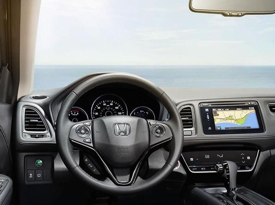 Honda HR-V Interior Technology