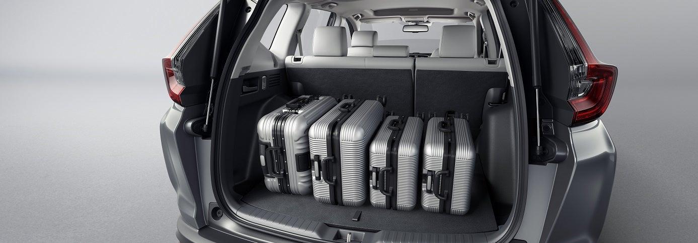 Honda CR-V vs Subaru Outback