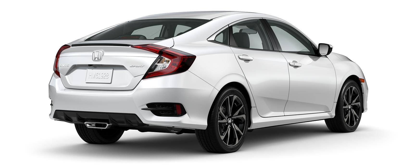Honda Civic Trim Levels Harrisburg PA