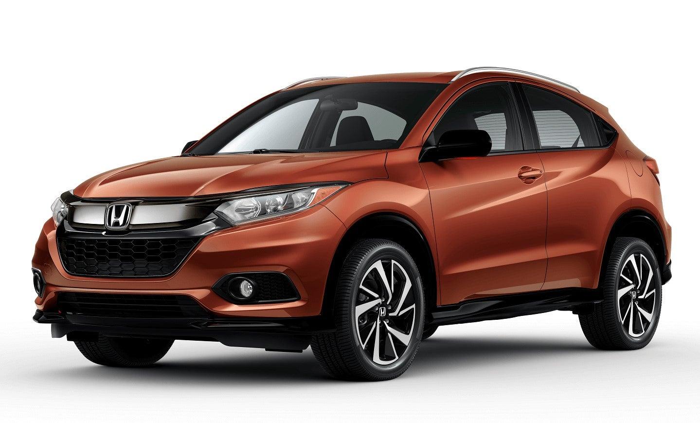 Honda HR-V vs Mazda CX-5 Harrisburg PA