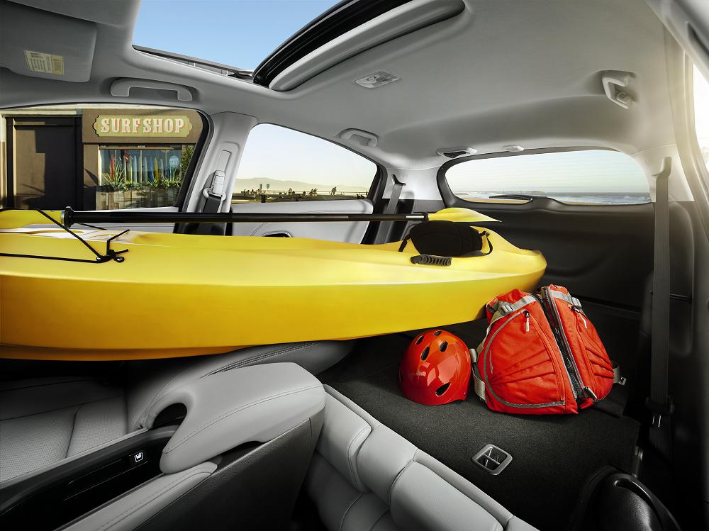 Honda HR-V Interior Cargo