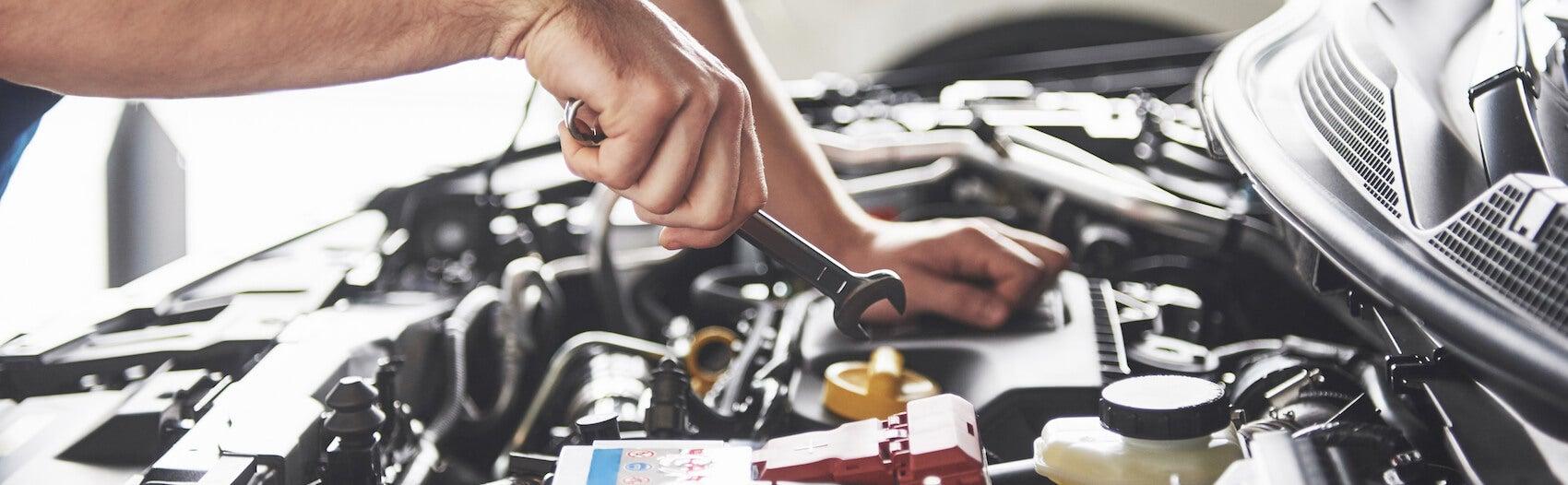 Honda vehicle repairs