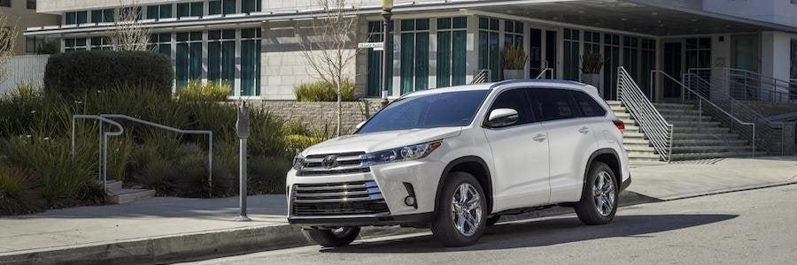 Toyota Highlander vs Honda Pilot