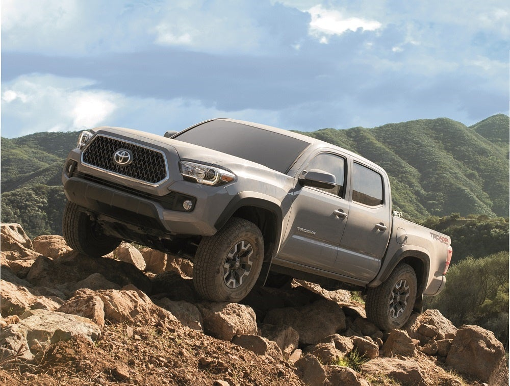 Tacoma Vs Frontier >> Toyota Tacoma Vs Nissan Frontier Faulkner Toyota Harrisburg
