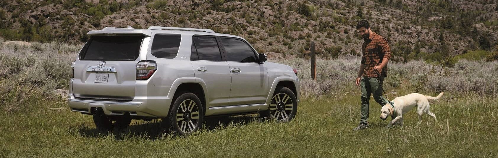 2020 4Runner Limited 4x4_