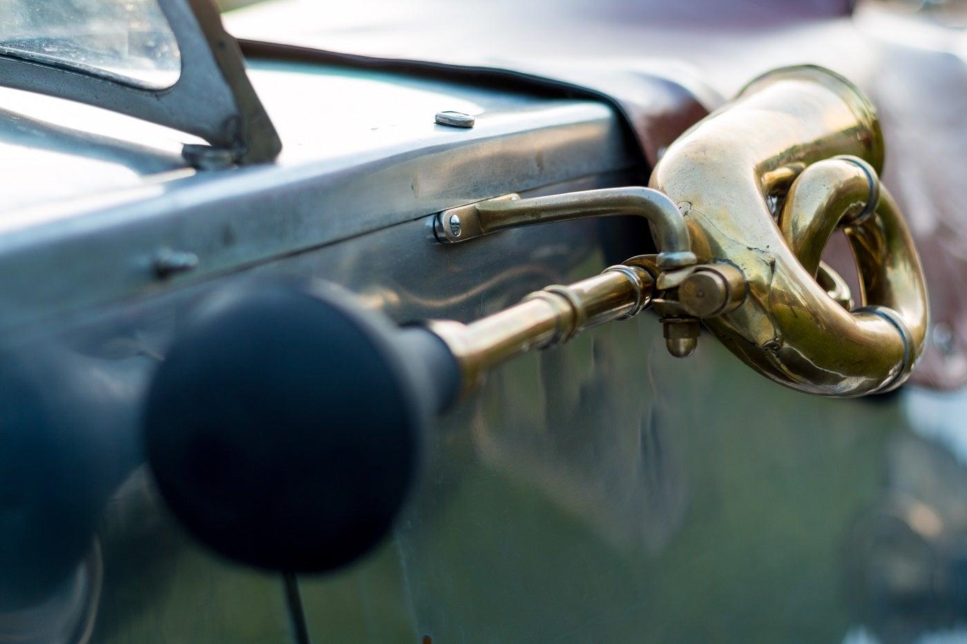 Old Car Horn