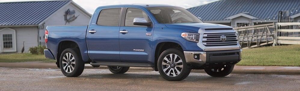 Toyota Tundra Interior Review Trevose PA | Faulkner Toyota