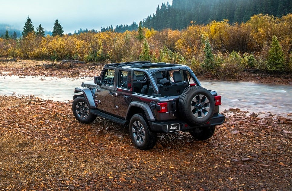 2019 Wrangler Gas Mileage And Engine Lineup Jeep Specs