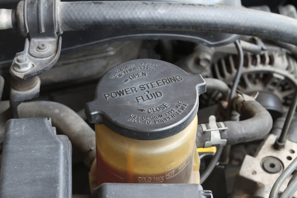 Power Steering Fluid Toms River NJ | Toms River Mitsubishi