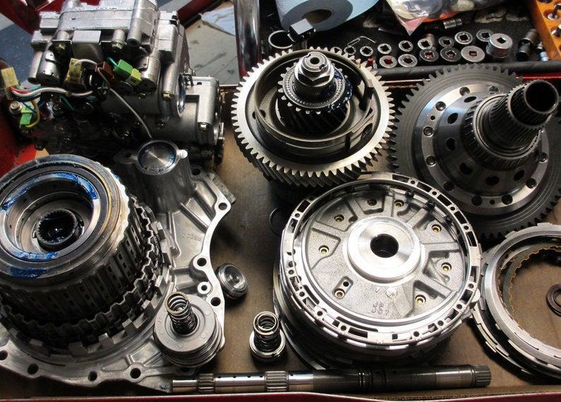 Auto Transmission Repair >> Transmission Repair Auto Repair In Winston Salem Nc North Point