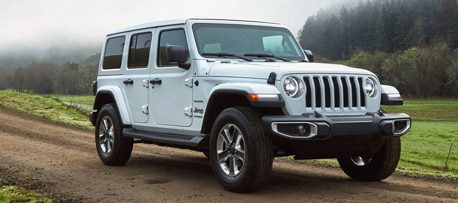 2020 Jeep Wrangler Unlimited Review Specs Features Dickson Tn