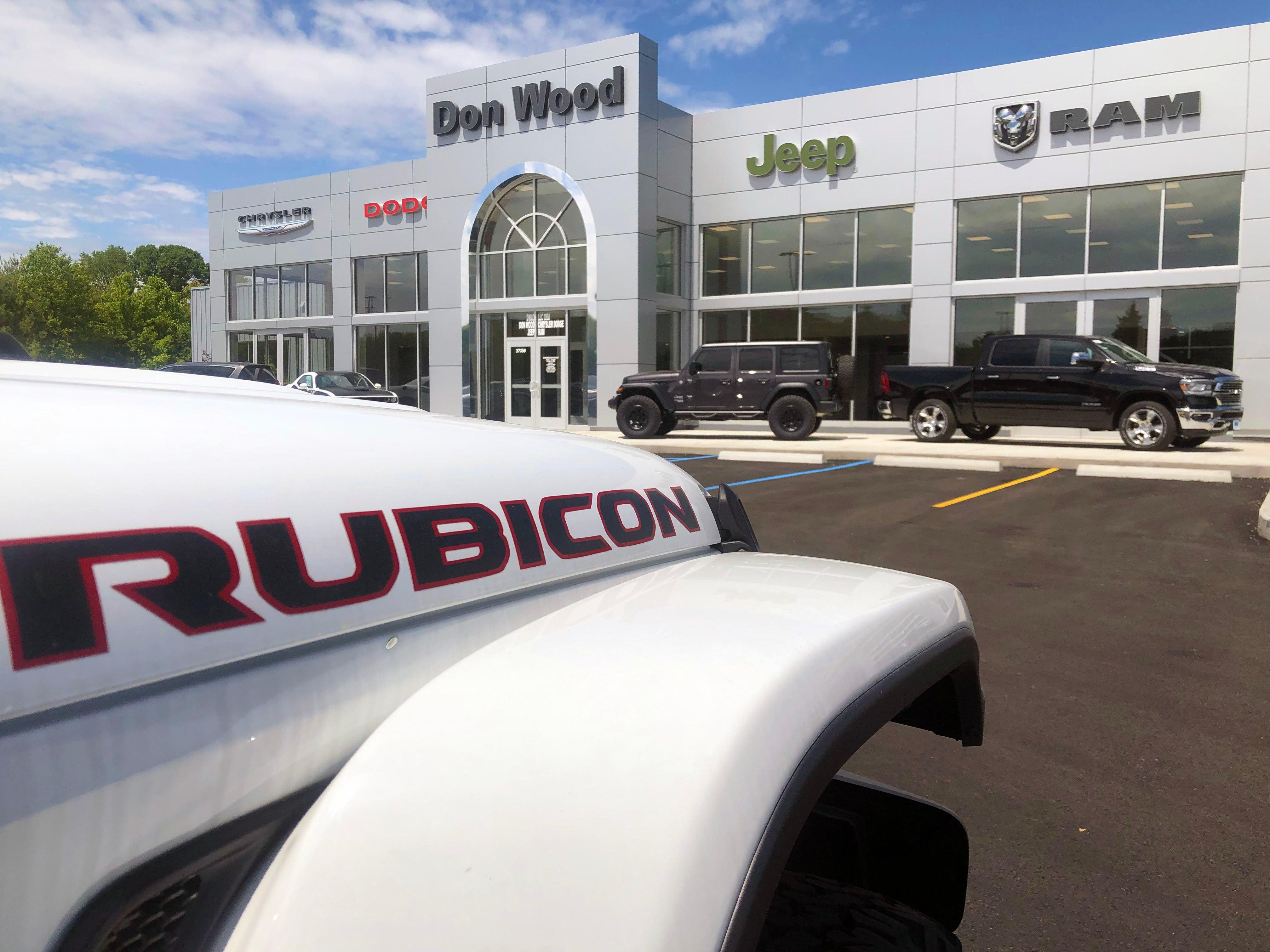 Car Dealerships In Lancaster Ohio >> About Don Wood Chrysler Dodge Jeep Ram Logan Oh Dealer