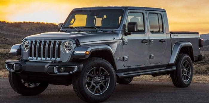 2020 Jeep Gladiator Jeep Gladiator Cary Nc Autopark