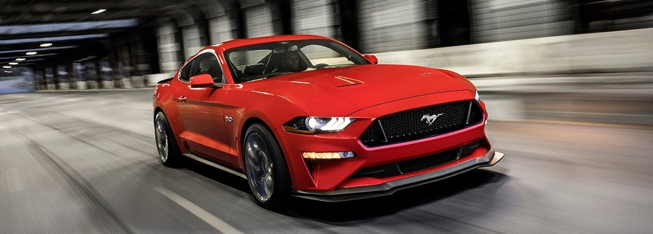 Ford Muscle Cars >> Top 5 Ford Muscle Cars