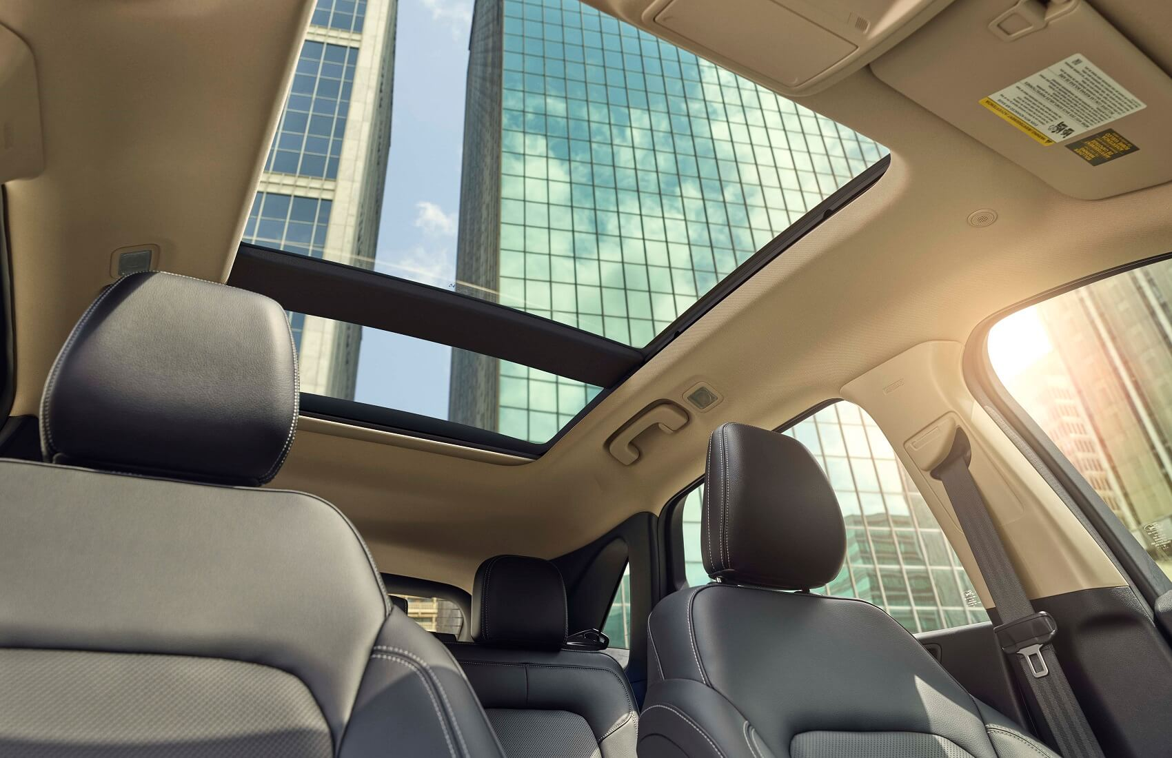 Ford Escape Interior Kinsel Ford Beaumont Tx