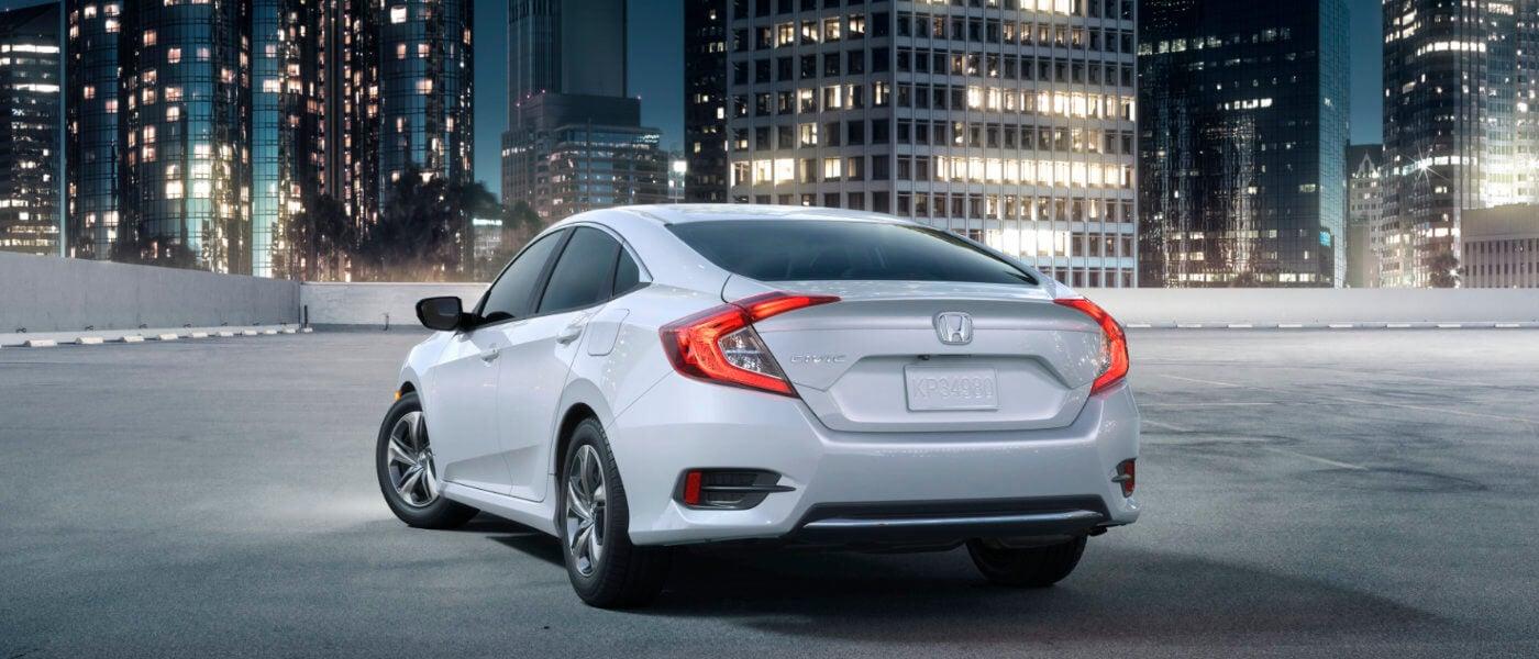 2020 Honda Civic Trim Levels Lx Vs Sport Vs Ex Vs Ex L Vs Touring