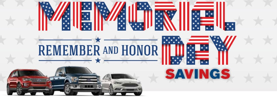 Memorial Day Car Sale >> Memorial Day Sales Event At Gresham Ford