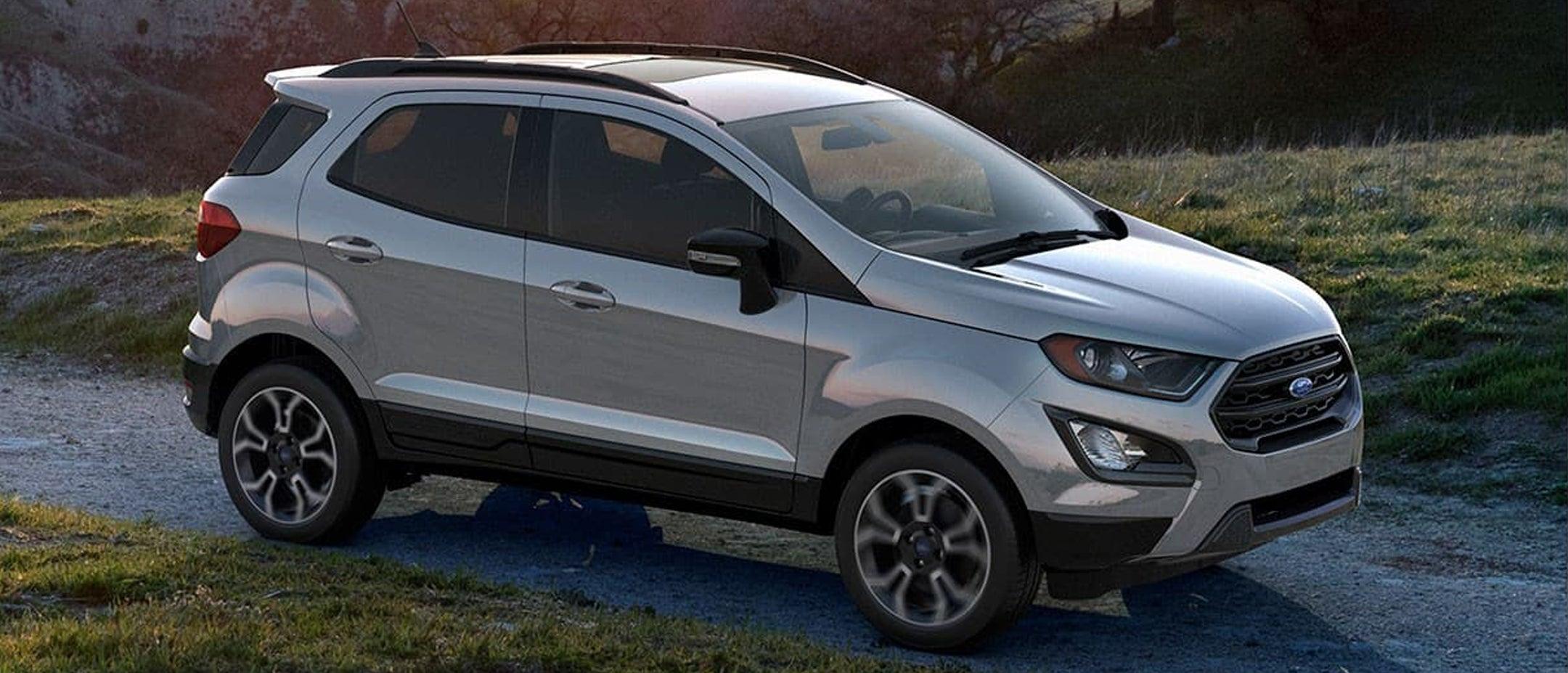 2020 Ford Ecosport Speed Test