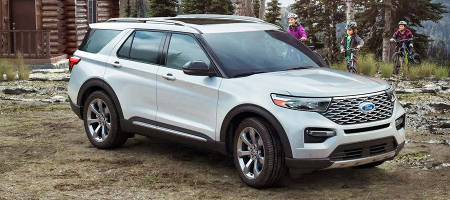 2020 Ford Explorer Review Specs Features Wellington Oh