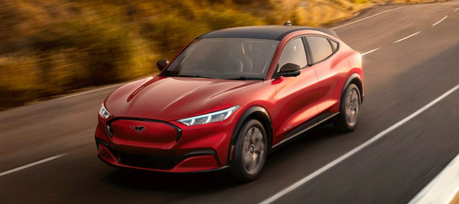 2021 Ford Mustang Mach E First Edition Sells Out Kelley Blue Book