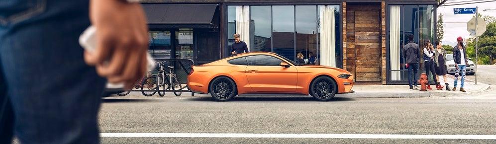 Ford Mustang Mpg Salisbury Nc Cloninger Ford