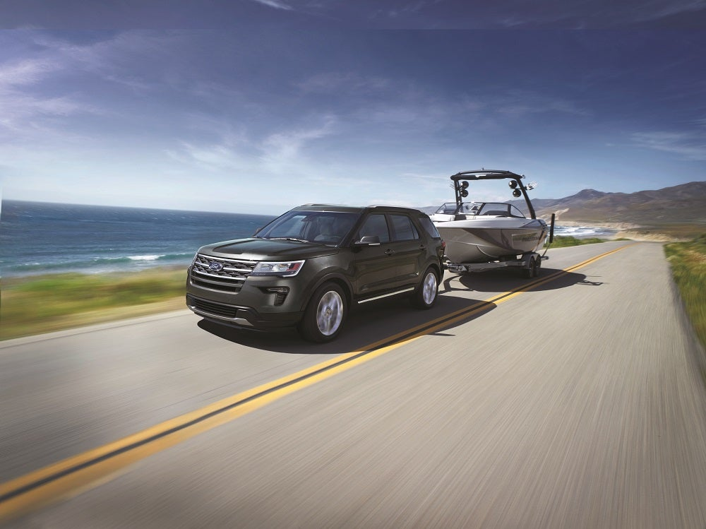 Beyond Explorer Mpg Performance Specs Ford Towing Capacity