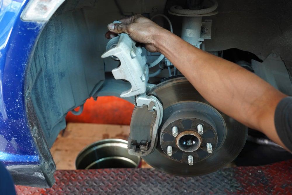 Brake Repair Near Me >> Brake Repair Near Me Oklahoma City Ok Thompson Mitsubishi