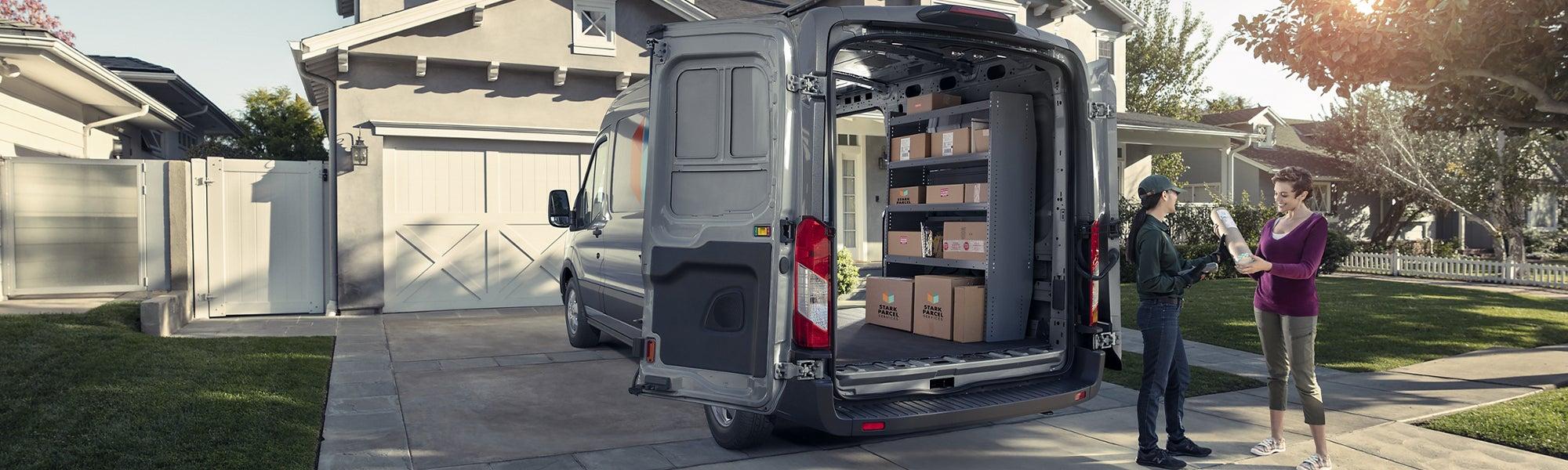 The Best 2020 Ford Van Interior