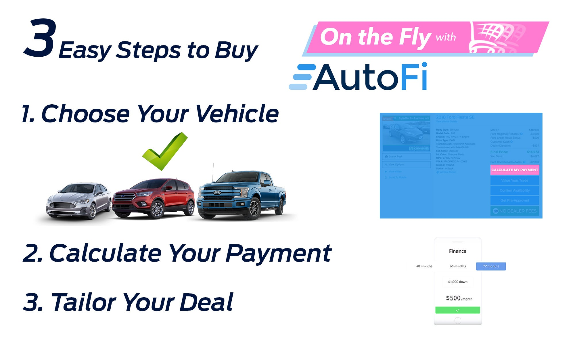 Used Car Down Payment Calculator >> On The Fly With Autofi Portsmouth Used Car Center My Used