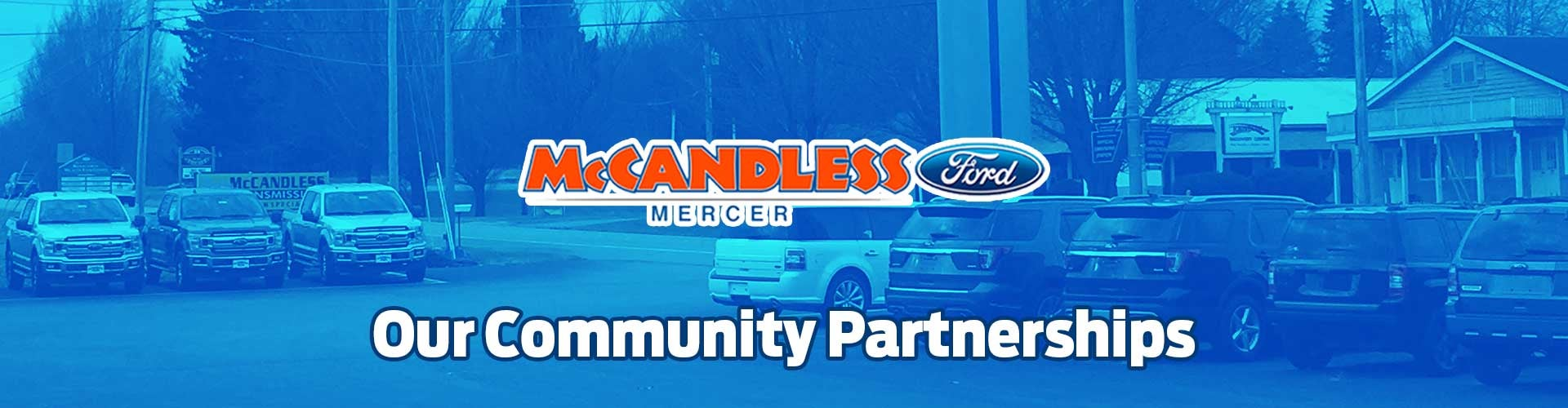 our community partnerships bill mccandless ford bill mccandless ford