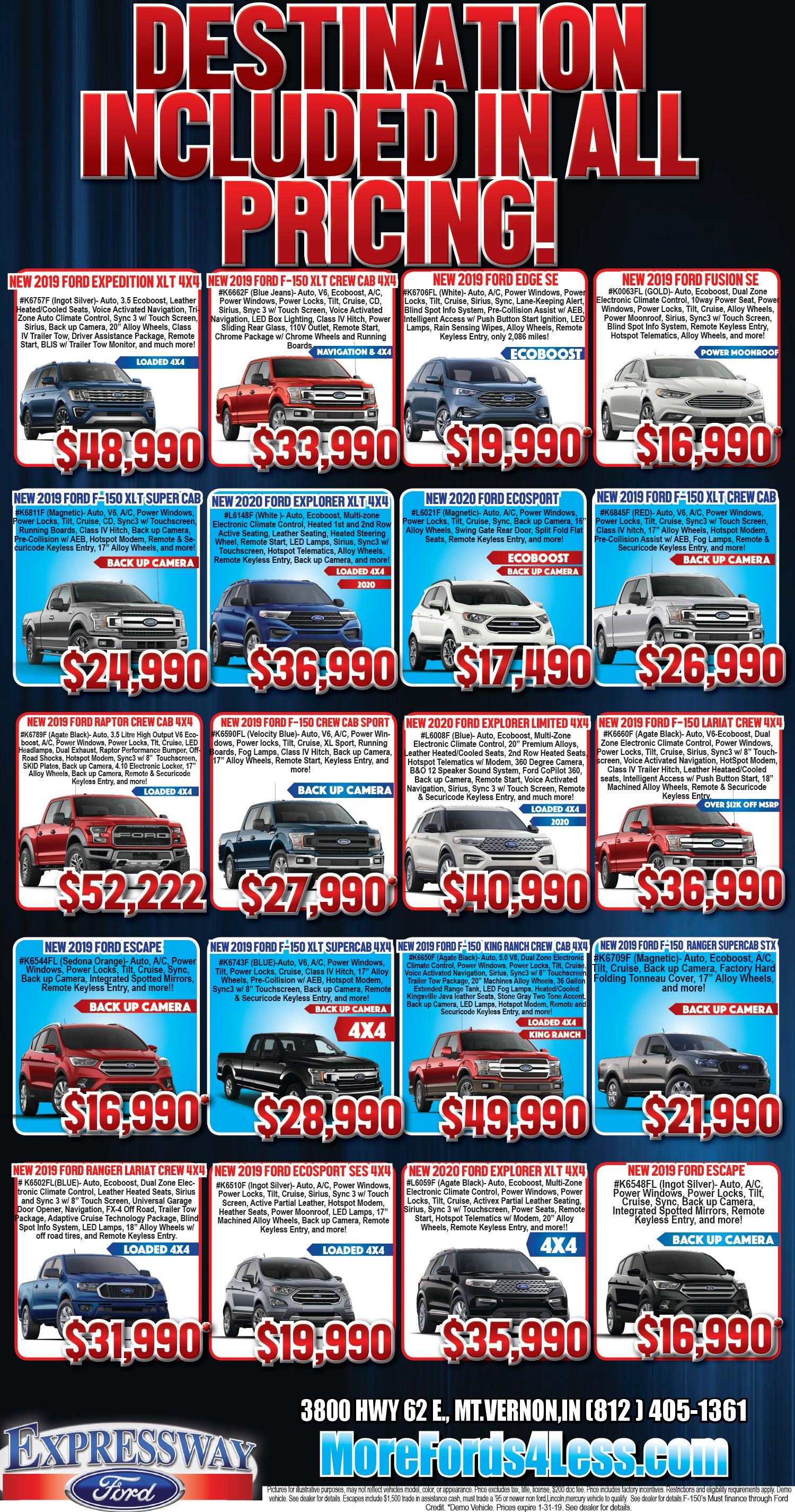 Mt Vernon Car Dealerships >> Current Ad