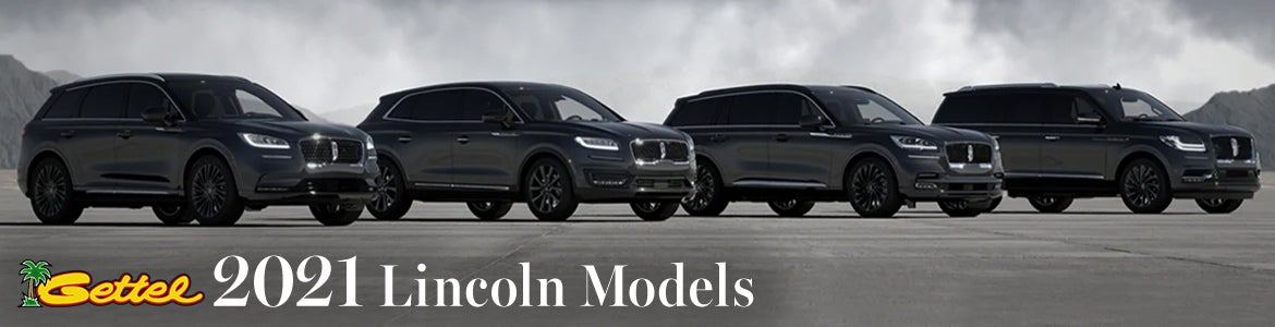 2021 Lincoln Models Research